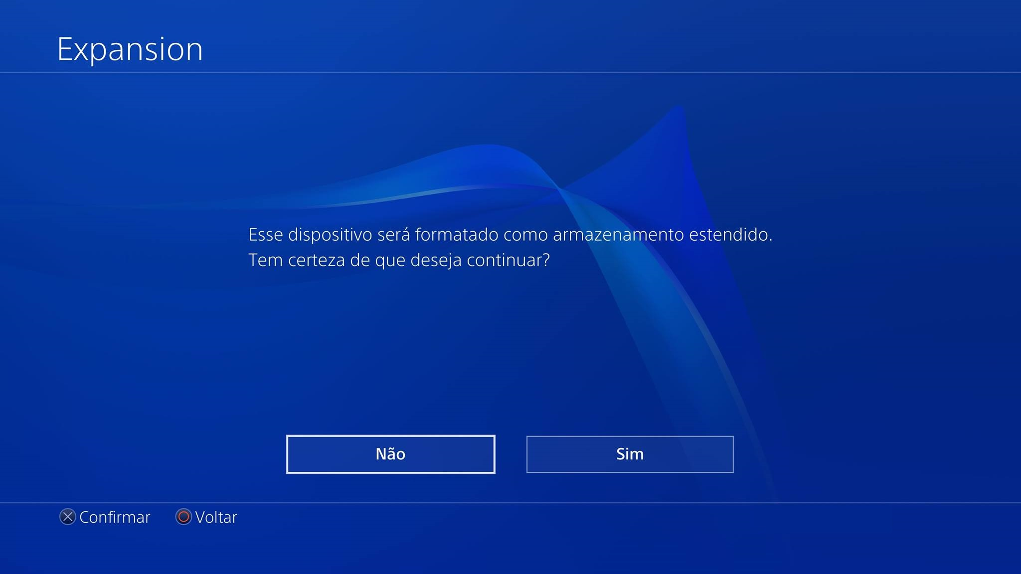 [Tutorial] Como configurar e usar HD externo no PlayStation 4 7