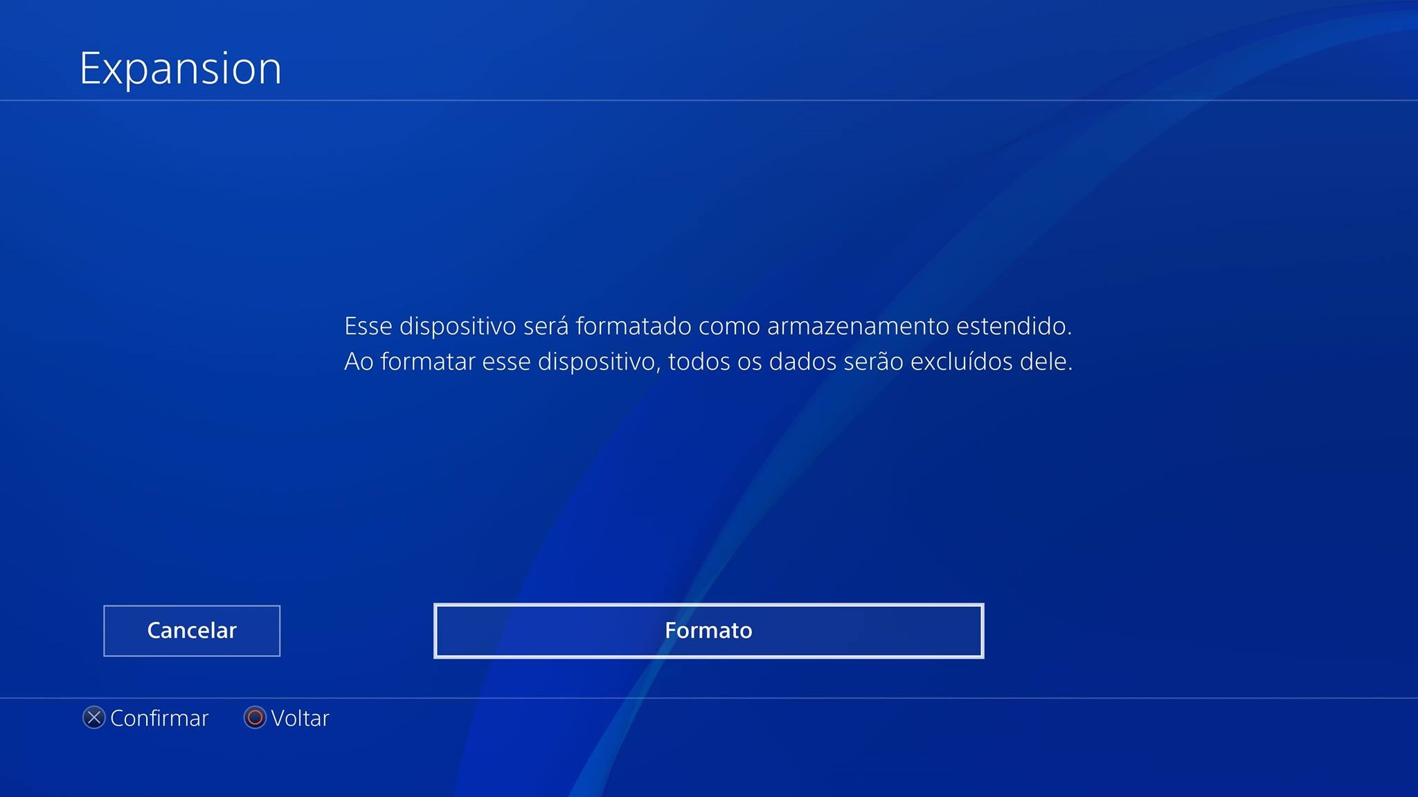 [Tutorial] Como configurar e usar HD externo no PlayStation 4 6
