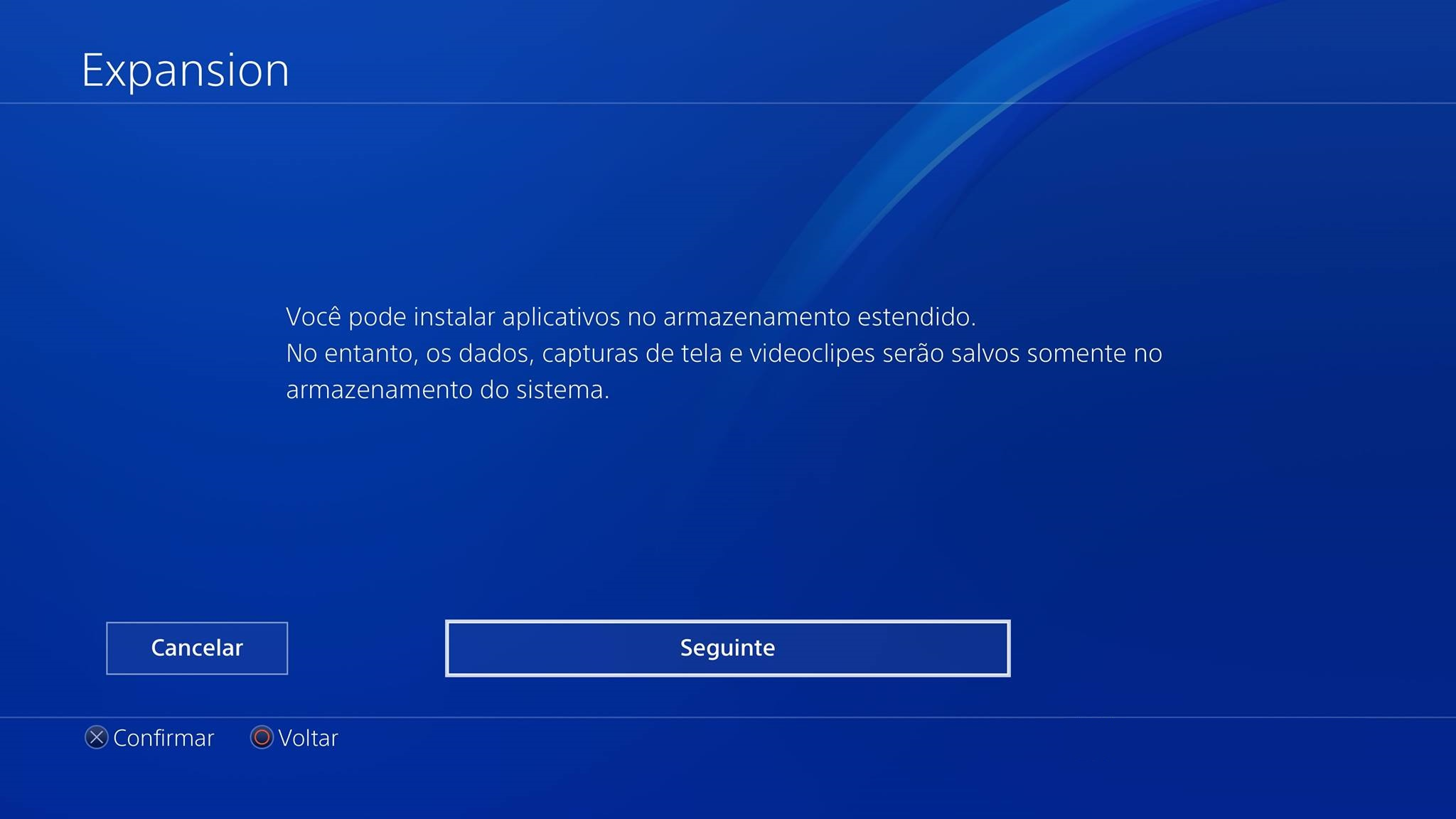 [Tutorial] Como configurar e usar HD externo no PlayStation 4 8