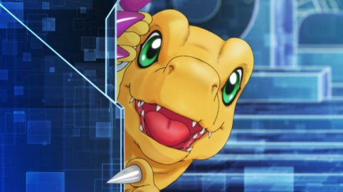 Bandai Namco vai revelar novo jogo de Digimon no fim do mês