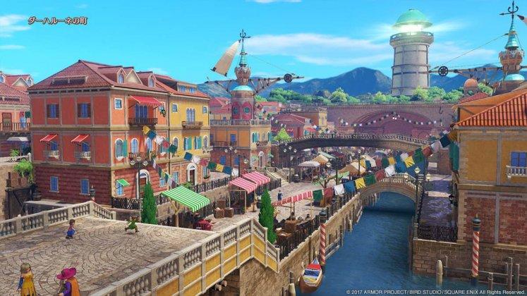 Dragon Quest XI: confira novas imagens do RPG no PlayStation 4 17