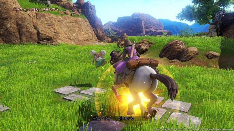 Dragon Quest XI: confira novas imagens do RPG no PlayStation 4 10