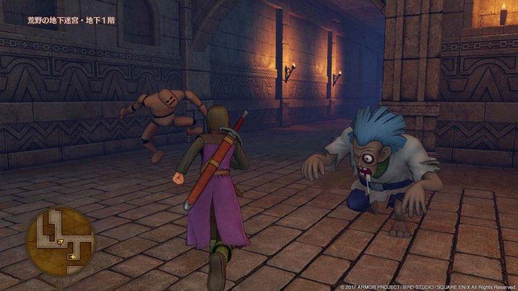 Dragon Quest XI: confira novas imagens do RPG no PlayStation 4 12