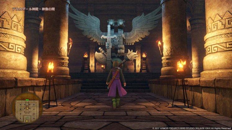 Dragon Quest XI: confira novas imagens do RPG no PlayStation 4 13