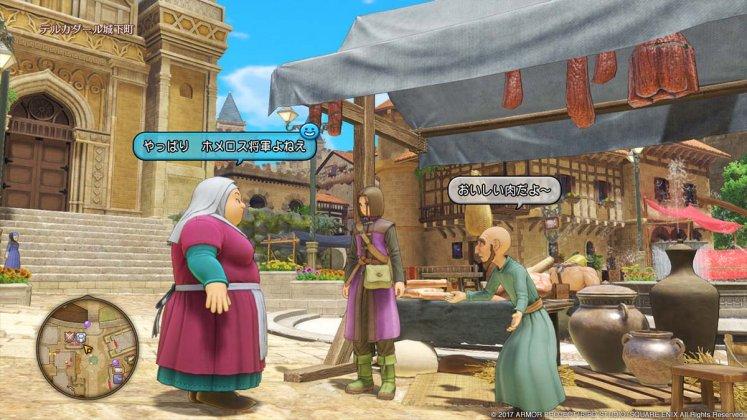 Dragon Quest XI: confira novas imagens do RPG no PlayStation 4 1