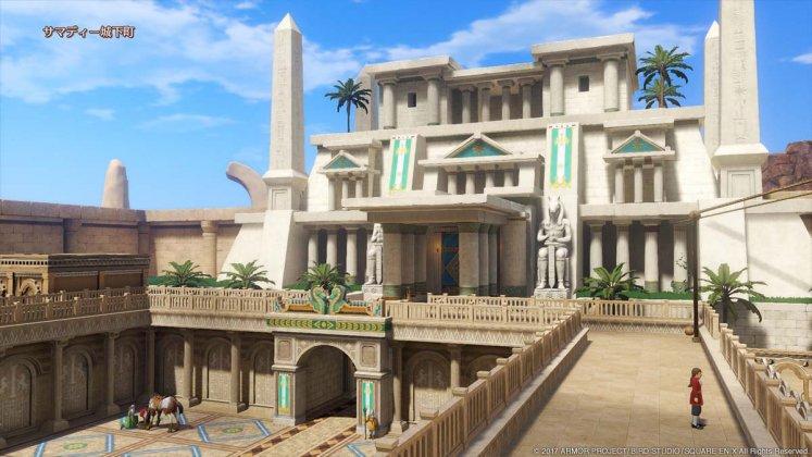 Dragon Quest XI: confira novas imagens do RPG no PlayStation 4 2