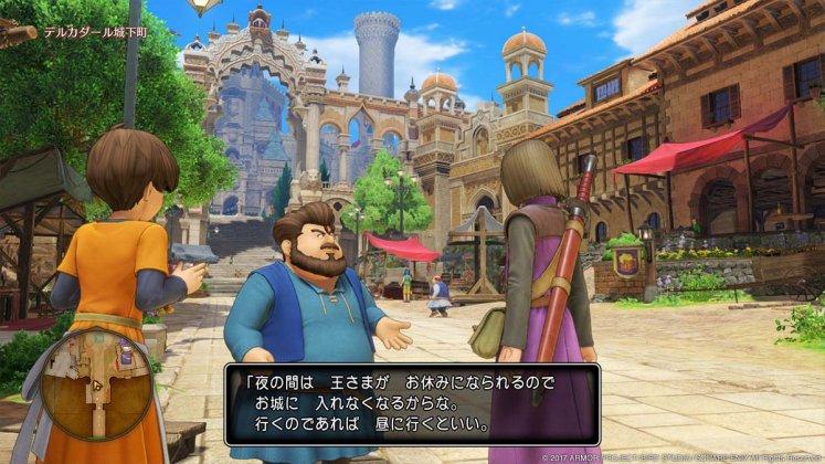 Dragon Quest XI: confira novas imagens do RPG no PlayStation 4 3