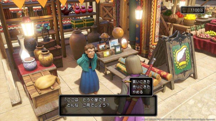 Dragon Quest XI: confira novas imagens do RPG no PlayStation 4 4