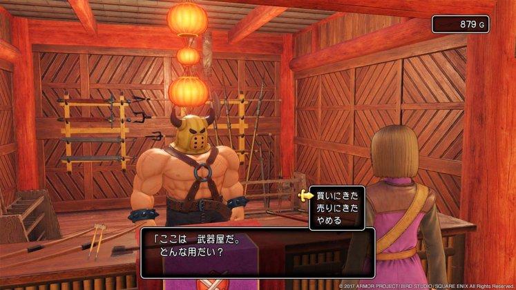 Dragon Quest XI: confira novas imagens do RPG no PlayStation 4 5