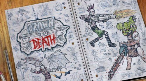 Drawn to Death será oferecido para assinantes do PS Plus em abril