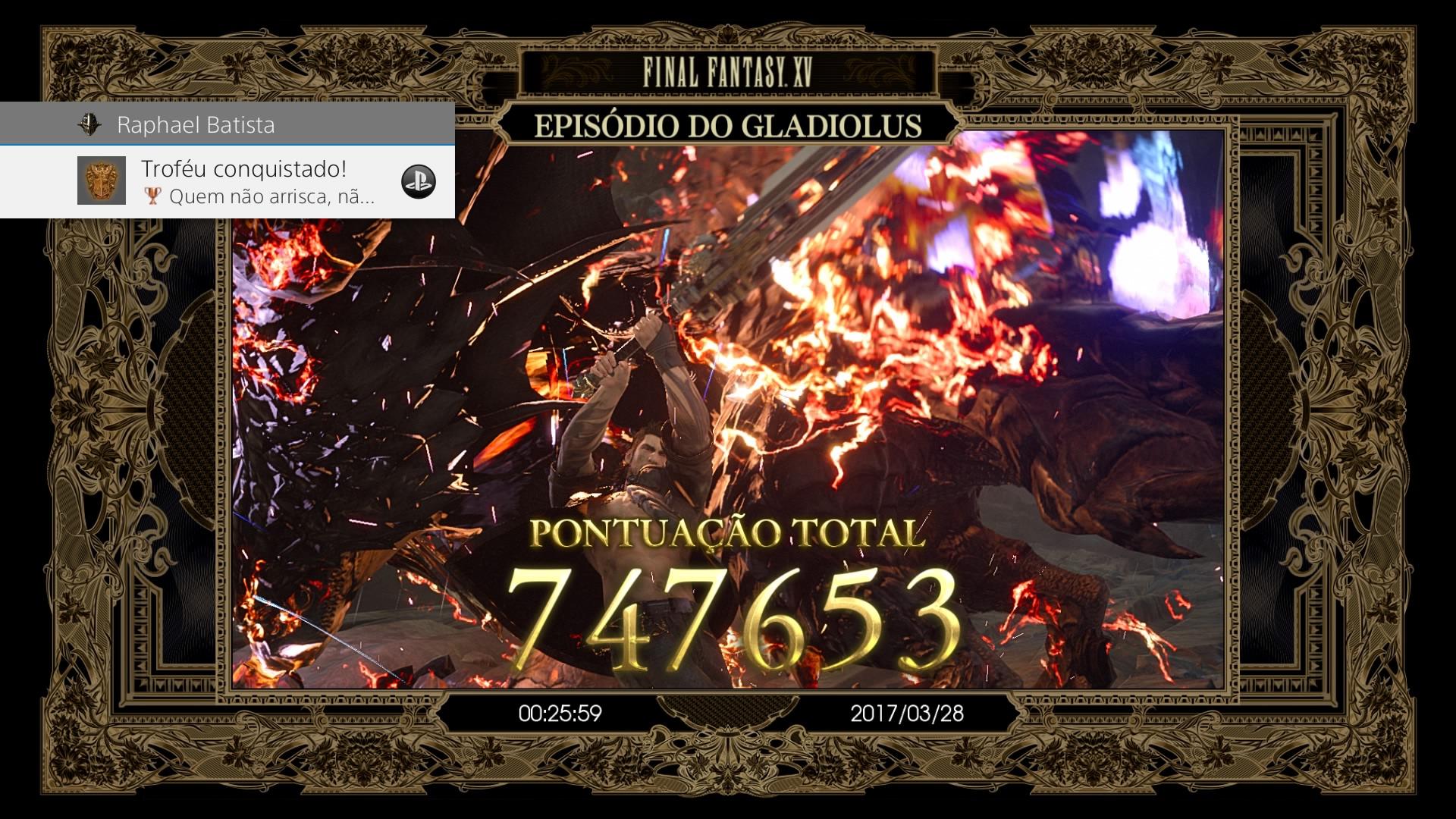 Final Fantasy XV: Episódio Gladiolus: Vale a pena? 4