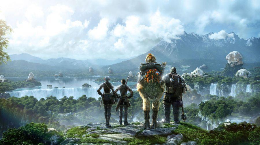 Netflix Irá Exibir Série Baseada Em Final Fantasy Xiv Detalhes