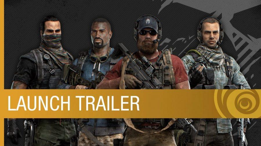 Ghost Recon ganha último trailer antes do lançamento; assista