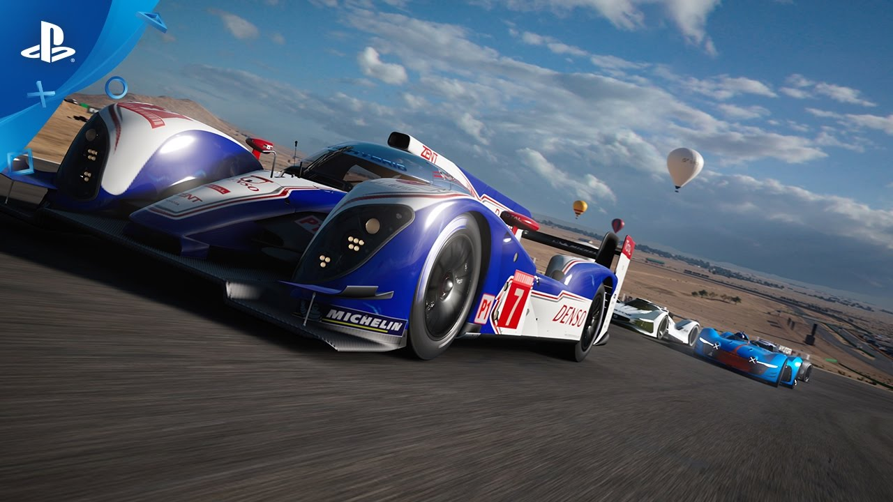 gran turismo sport chega na primavera de 2017 ao ps4 veja trailer. Black Bedroom Furniture Sets. Home Design Ideas