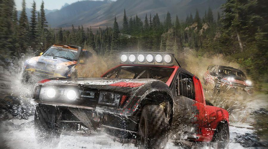 Gravel, jogo de corridas, recebe trailer e data de lançamento para PS4