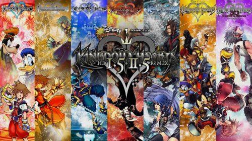 Novo trailer do Kingdom Hearts 1.5 + 2.5 ReMIX mostra mais versão de PS4