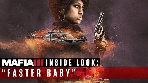 Mafia III recebe DLC Faster, Baby e DEMO ainda hoje (28); detalhes