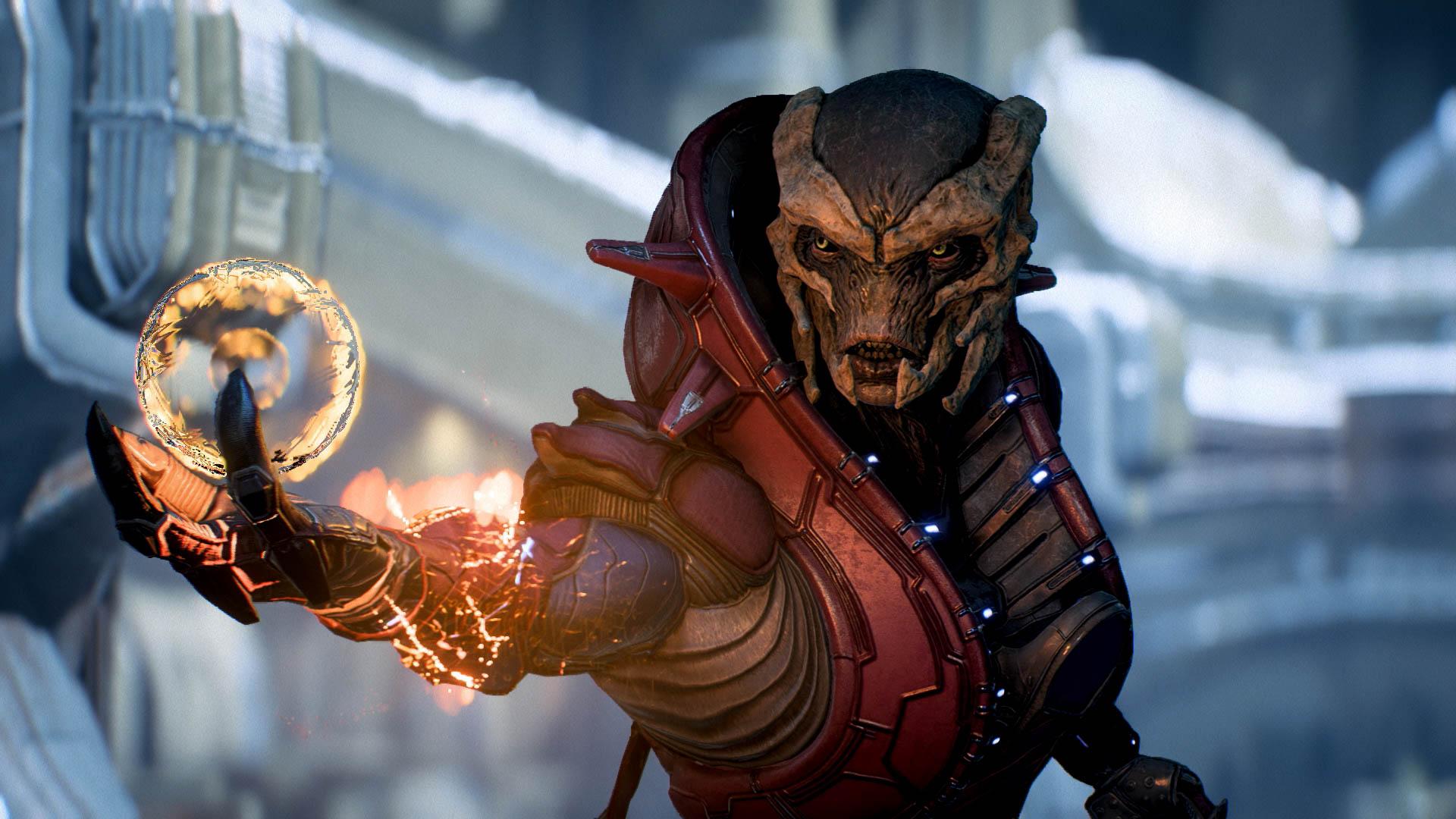 Mass Effect: Andromeda continua líder em vendas no Reino Unido 1