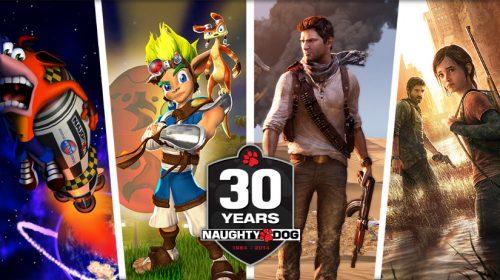 Naughty Dog: uma história de persistência, criatividade e sucesso