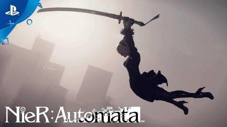 Trailer de lançamento de NieR: Automata vai te deixar empolgado; veja