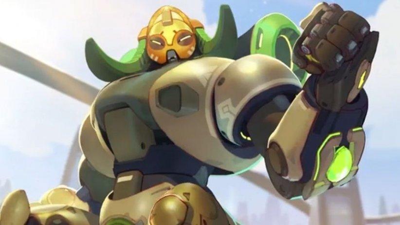 Orisa em ação! Confira o gameplay da nova heroína de Overwatch