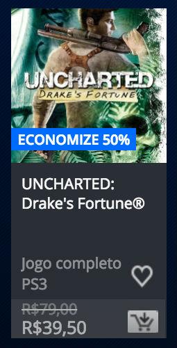 """Sony anuncia """"Promoção Somente no PlayStation"""" na PSN; veja preços 10"""