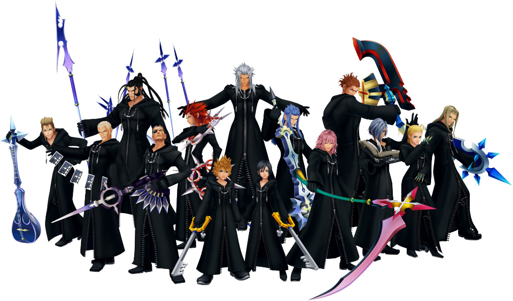 Guia definitivo da saga Kingdom Hearts - Parte 1 11