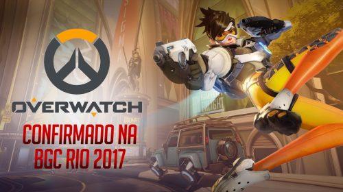 Brasil Game Cup contará com torneio de Overwatch, confirma organização