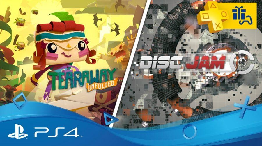Conheça os Jogos da PlayStation Plus de Março
