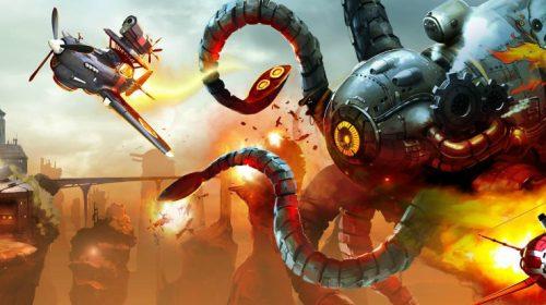 THQ Nordic anuncia Sine Mora EX para PlayStation 4