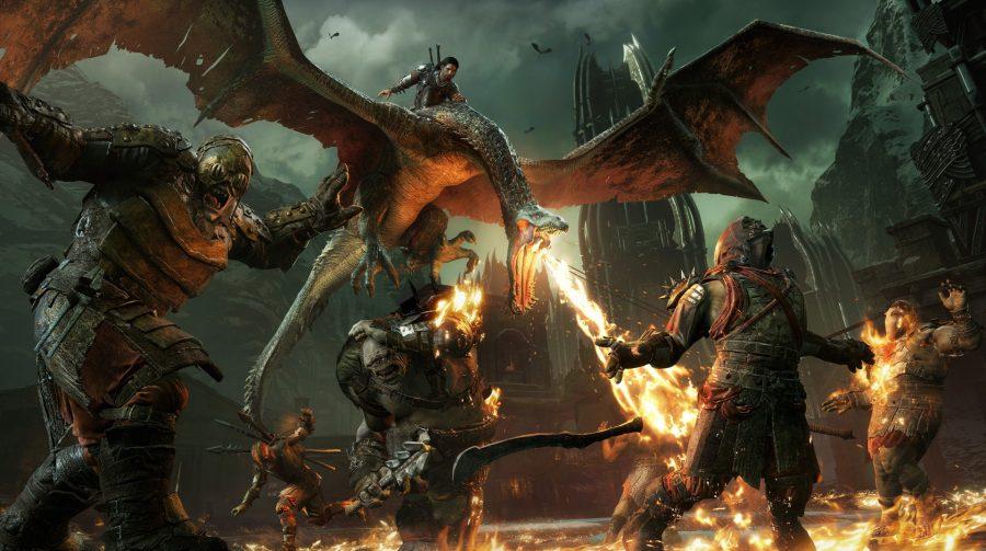 Sombras da Guerra: novos vídeos apresentam equipamentos e criaturas do jogo