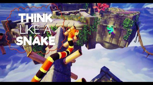 Snake Pass já disponível na PSN; Confira trailer de lançamento