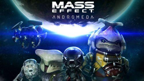 LittleBigPlanet 3 recebe skins de Mass Effect: Andromeda