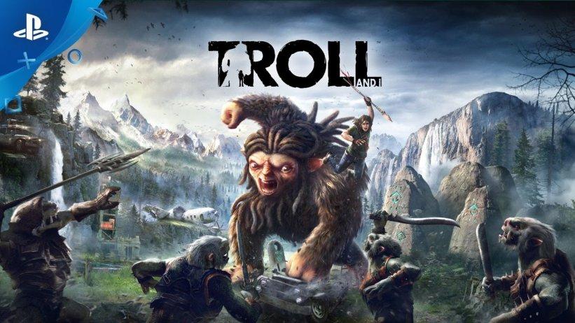 Troll and I recebe trailer de lançamento; conheça o game