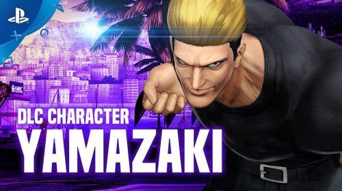 The King of Fighters XIV: Ryuji Yamazaki, novo personagem, é anunciado