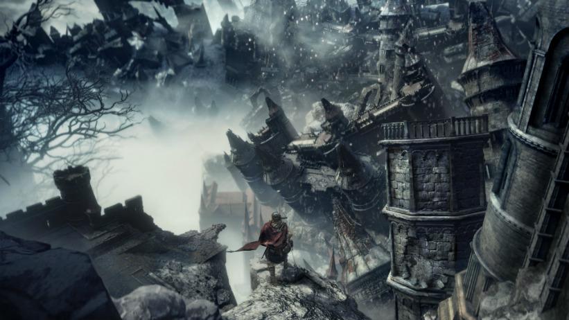 Batalha contra boss em Dark Souls 3: The Ringed City é brutal; veja