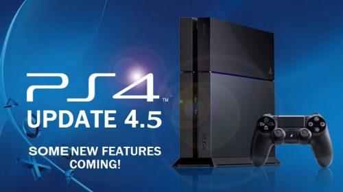 Sony confirma! Update 4.50 chegará ao PS4 amanhã (9)