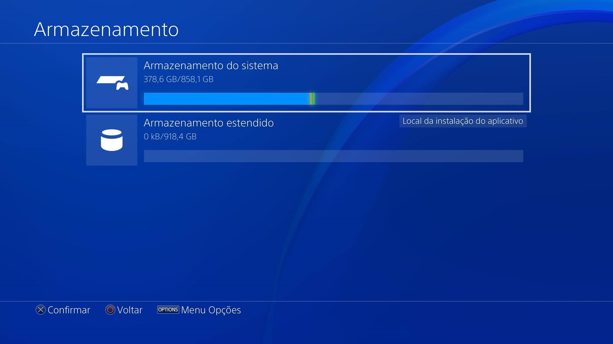 [Tutorial] Como configurar e usar HD externo no PlayStation 4 10