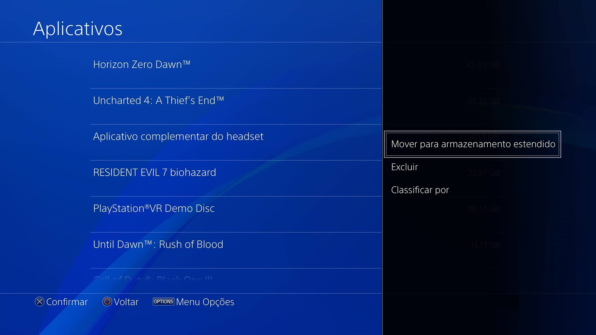 [Tutorial] Como configurar e usar HD externo no PlayStation 4 12