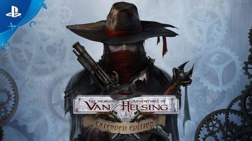 The Incredible Adventures of Van Helsing: É indie, mas...
