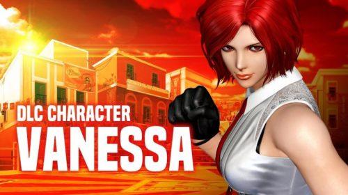 Vanessa, nova lutadora de KoF XIV, mostra suas habilidades em novo vídeo