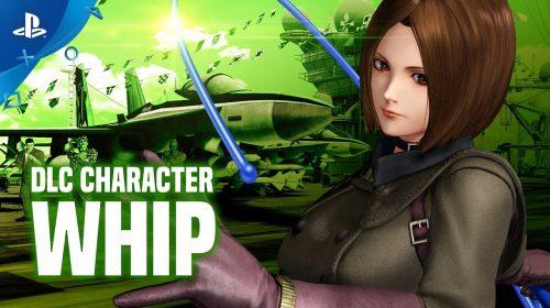 The King of Fighters XIV: nova personagem será adicionada em 5 de abril