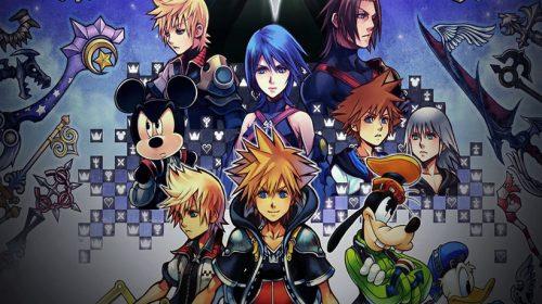 Kingdom Hearts HD I.5+II.5 ReMIX recebe novo trailer de gameplay