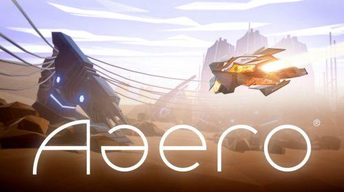 Aaero, jogo de tiro com batidas eletrônicas, já está disponível na PSN; conheça
