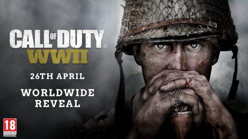 Vazam novas imagens de Call of Duty: WWII; Art box revelada