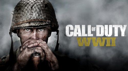 Call of Duty: WWII supera 1,5 bilhão de reais em vendas em três dias
