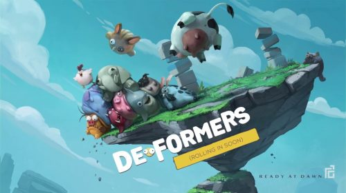 Fofos e destruidores! Deformers chegou ao PlayStation 4 pela Ready at Dawn