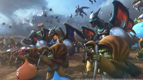 Aventura divertida! Dragon Quest Heroes II ganha trailer de lançamento