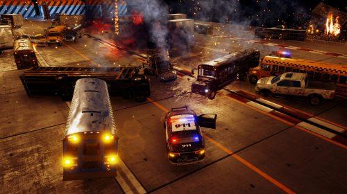 Danger Zone, dos criadores de Burnout, ganha data de lançamento