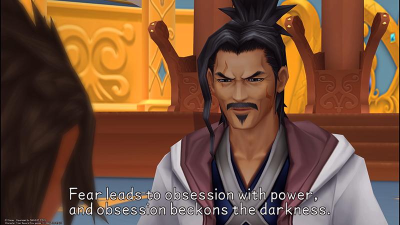 Guia definitivo da saga Kingdom Hearts - Parte 2 7